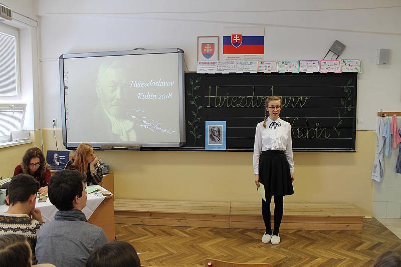 ba744e27693 Hviezdoslavov Kubín 2018